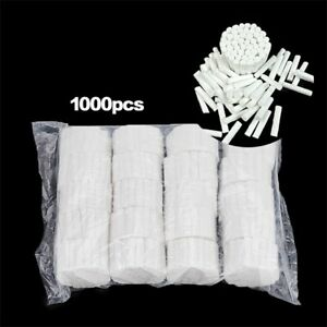 Disposable Cotton Rolls 1000 Pcs High Quality Dental Cotton Rolls Free Shipping