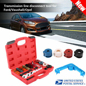 A c Fuel Transmission Line Disconnect Automotive Tool Kit Fit For Vauxhall Ford