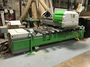 Biesse Rover 336 Pod And Rail Cnc Router