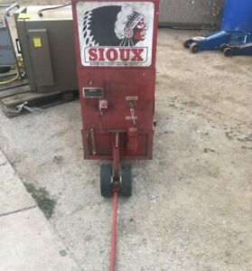 Sioux Combination Portable Steam Cleaner high Pressure Washer Industrial 160 c