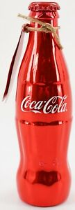 NEW Disney Springs Orlando Coca-Cola Store 2016 Grand Opening Red Bottle LE 500