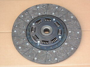 Clutch Plate For Ford Industrial 3400 3500 3550 4500 530a 531 Super Dexta