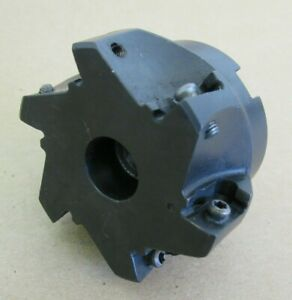2 5 Carboloy Indexable Face Mill 3 4 Arbor R220 69 02 50 16 Item A