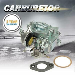 Carburetor 1 Barrel For 250 292 6 Cyl Chevy Gmc Buick Electric Choke Thermostat