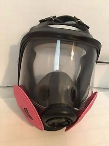 North 5400 Full Face Respirator M l With Filters From Honeywell