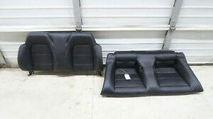 2015 2018 Ford Mustang Ecoboost Convertible Rear Seat Cushion Oem 38