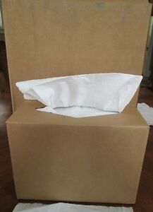 White Scrim Wipers Shop Towels 4 Ply Heavy Paper 9 8 X 17 Case Pop up Boxes