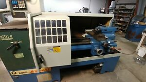 Bridgeport Ez Path Ii Cnc Lathe
