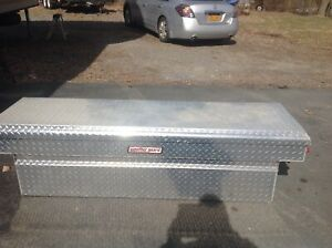 Weather Guard Tool Box For Full Size Pickup