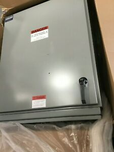 New Generator Portable Connection Box 480 Volt 400 Amp