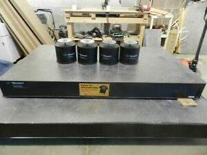 Newport Rp Reliance Sealed Hole Vibration Isolation Table Top W Newport Lab Leg