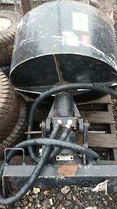 Mini Skidsteer Concrete Mixer Drum Only