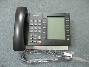 Toshiba Strata Cix 40 100 Dp 5130 Fsdl 20 Button Display Duplex Speaker Phone