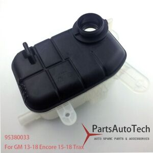 Radiator Coolant Overflow Expansion Tank For Gm 13 18 Encore 15 18 Trax