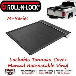 Lg261m Roll N Lock Retractable Tonneau Cover Colorado Canyon 5 Bed 2015 2019