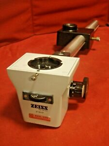 Zeiss Max Erb Stereo Zoom Microscope 47 50 57 8010