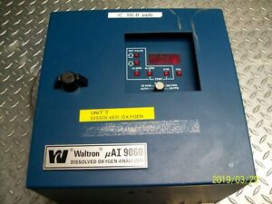 Waltron ai 9060 Dissolved Oxygen Analyzer Monitor