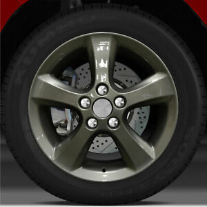 17x7 Factory Wheel medium Metallic Charcoal For 2005 2009 Toyota Camry
