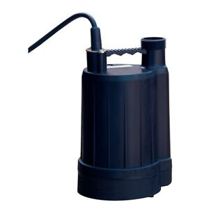 Multiquip Yellow Sub Electric Submersible Clean water Pump