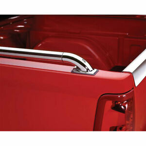 Putco Stainless Ssr Locker Side Rails For 2007 2013 Chevy Silverado Hd 5 5 Bed
