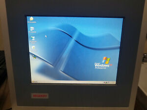 Beckhoff Industrial Pc 12 Touchscreen With Twincat2 License Cp6501 0001 0040