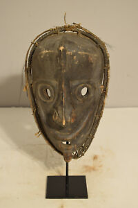 Papua New Guinea Mask Dance Ancestor Vokeo Islands Harvest Mask