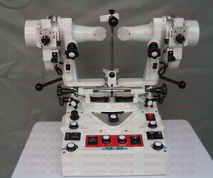 Nice Quality Synoptophore Ophthalmic Medical Equipment Vision Testings