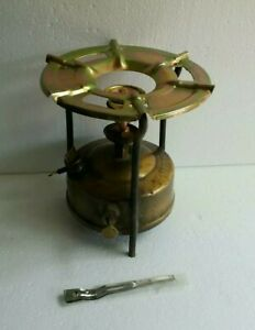 Vgt Antique Brass Camping Cooking Kerosene Stove In Outdoor