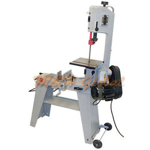 Metal Cutting Horizontal Vertical Band Saw 4 1 2 Round 4 x 6 Rectangular