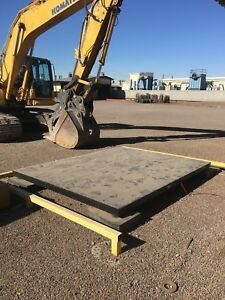rice Lake Roughdeck Hp h Heavy Capacity Floor Scale