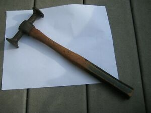 Vintage Plumb Proto 1425 Auto Body Hammer Great Used Condition