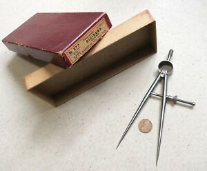 Starrett No 277 5 Dividers With Box
