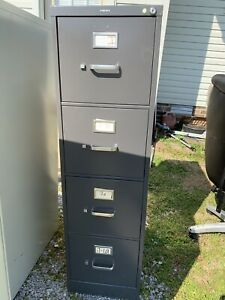 Used 4 Drawer Hon File Cabinets 2 To Choose From Priced Per Cabinet