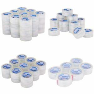 Tangkula Clear Packing Tape Rolls 2 X 110 Yards 330 Heavy Duty Shipping Pack