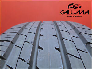 1 One Tire High Tread Bridgestone 245 45 19 Turanza Er33 98y Bmw 49455