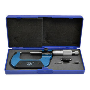 Digital Counter Outside Micrometer Range 1 2 Inch Graduation 0 0001 Inch