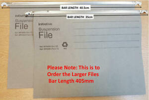 Quality Foolscap Hanging Filing Cabinet Suspension Files Plastic Tabs Inserts