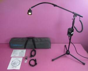 Aseptico Command Air Military Or Portable Office Dental Halogen Light System New