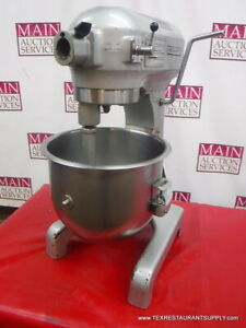 Hobart A 200 Donut Bakery Mixer 20 Quart With Bowl And Paddle