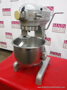 Hobart A 200 Donut Bakery Mixer 20 Quart With Bowl And Hook