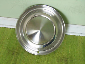 Nos 62 63 Mercury Hubcap 14 Merc Wheel Cover 1962 1963 Hub Cap