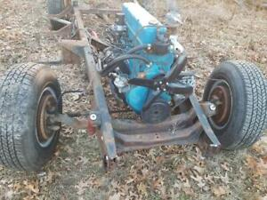 1947 1953 Chevy 3100 Truck Frame