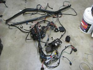 Firebird Trans Am Interior Under Dash Wire Harness Gta Gm