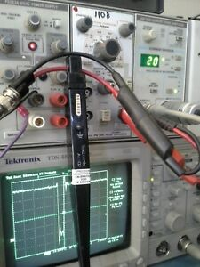 Tektronix Am503s A6302 Am503b Tm502a Oscilloscope Current Probe 50mhz 15a Ac dc