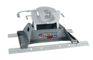 Rvb3255 B W Patriot Rv 18k Fifth 5th Wheel Hitch Base Only