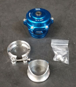 Sale Tial 50mm Q Blow Off Valve Bov 10 Psi Blue new Ver 2