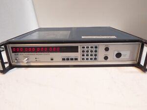 Eip Model 545 Microwave Fequency Counter Loud Fan Parts