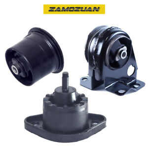 Engine Transmission Mount 3pcs 1994 2003 For Chevy S10 For Gmc Sonoma 2 2l