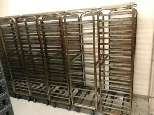 Schaumberg Oven Racks For Doyon Convection Oven Sr02 Rotating Lot Of 12