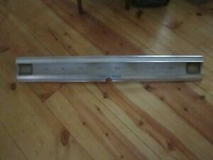 1967 Plymouth Satellite Trunk Trim Finish Panel Used Nice